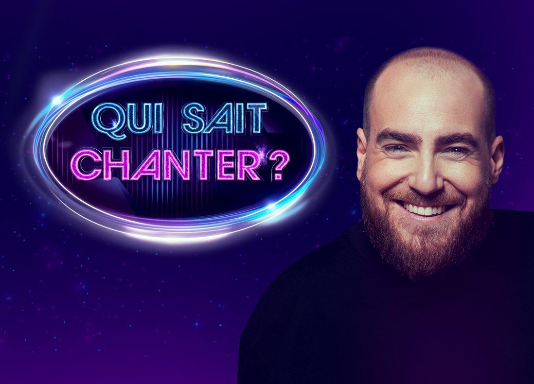 Phil Roy anime QUI SAIT CHANTER ? cet automne sur Noovo!