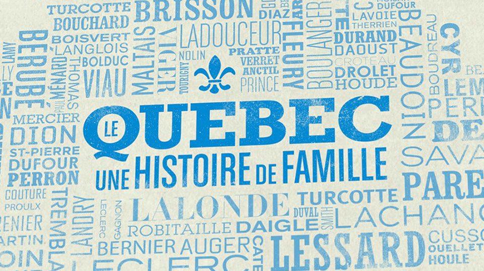 Le Québec une histoire de famille Guylaine Tremblay
