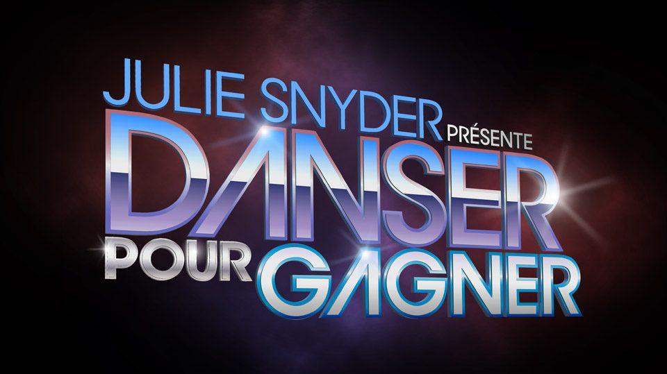 Logo Danser pour gagner Julie Snyder