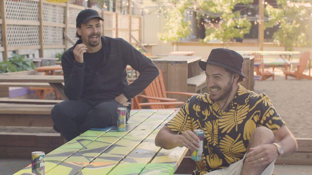 Photo Adamo et Pascal-Hugo OD BBQ