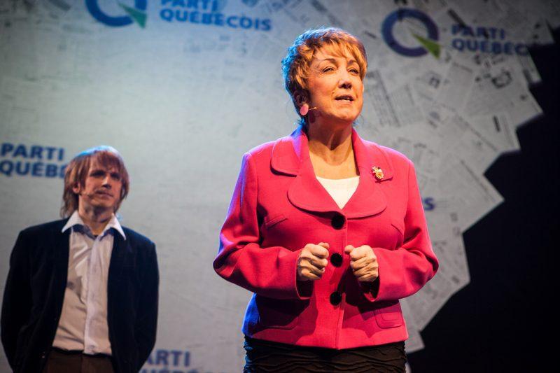 2012 revue et corrigée Pauline Marois