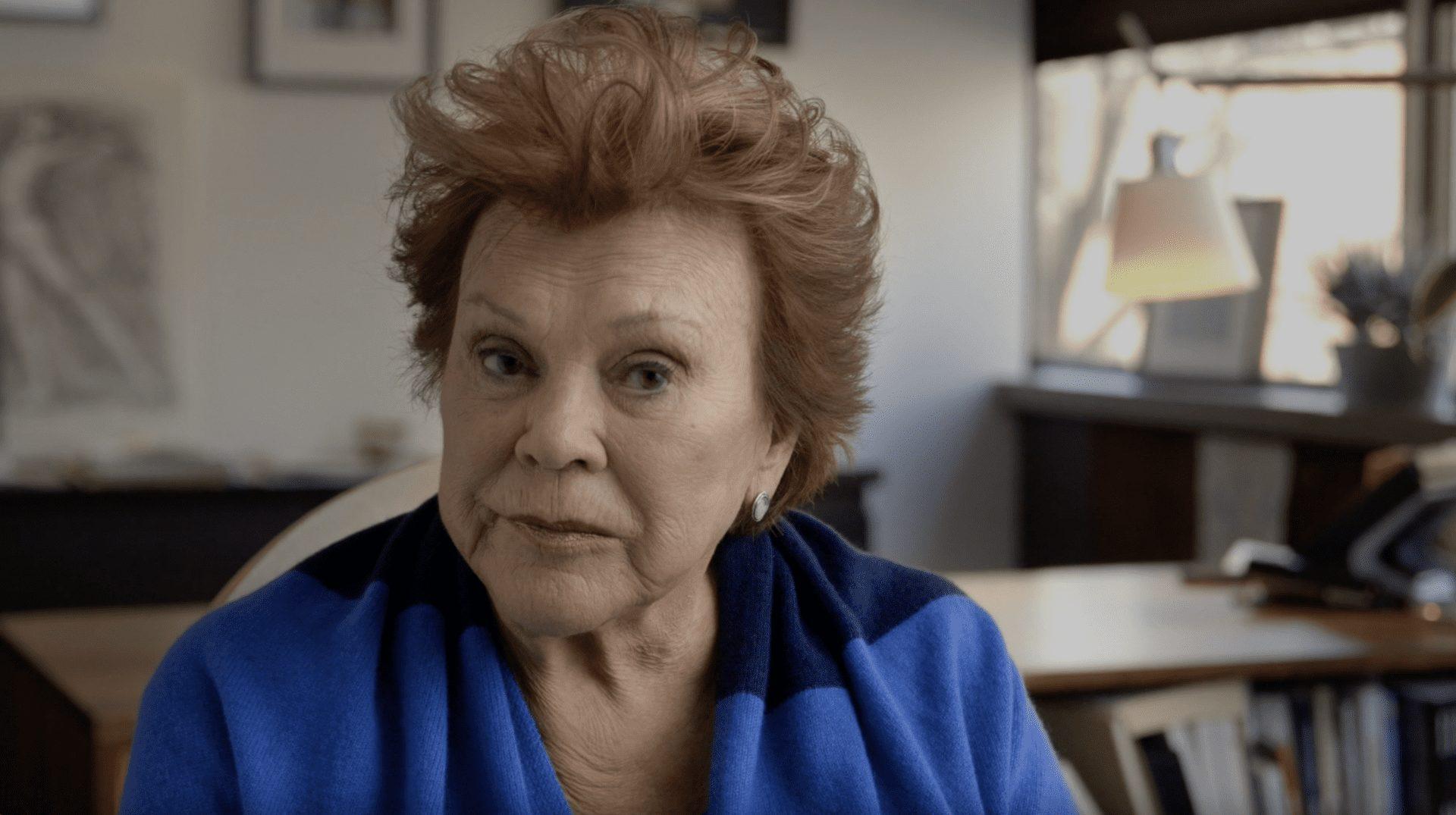 75e elle se souviennent Janette Bertrand