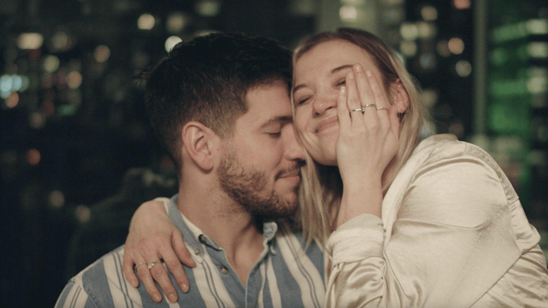 Colocs en amour Mathieu et Claudie
