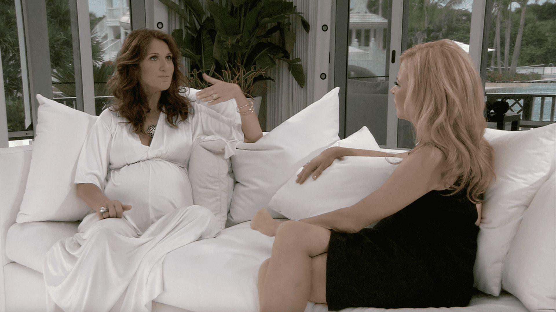 Des nouvelles de Céline Dion avec Julie Snyder