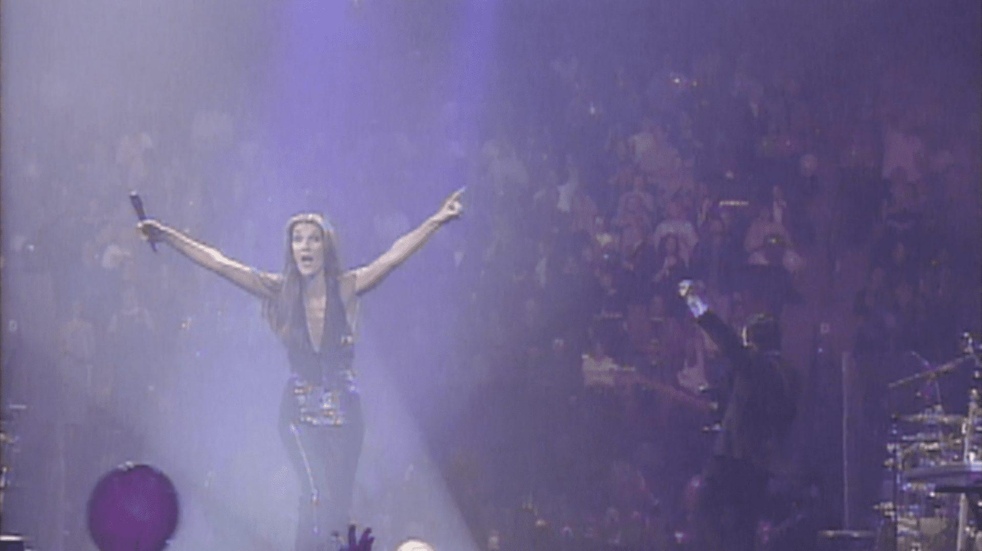 La dernière de Céline Dion