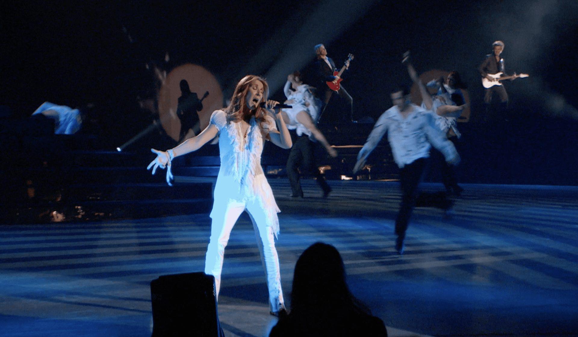 A new day live in Las Vegas Céline Dion