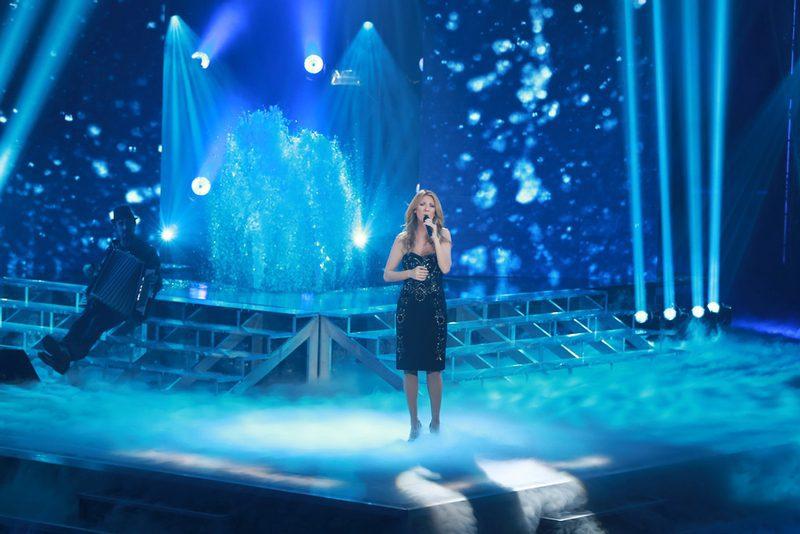 Céline Dion Sans attendre chant 2