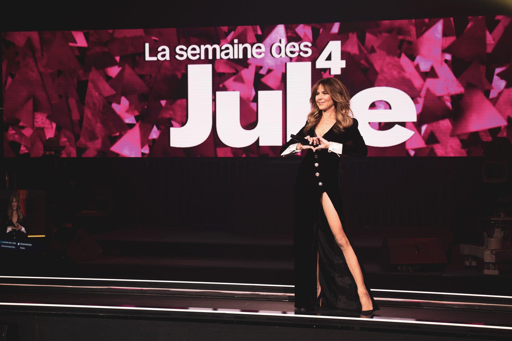 La semaine des 4 Julie enfin de retour!