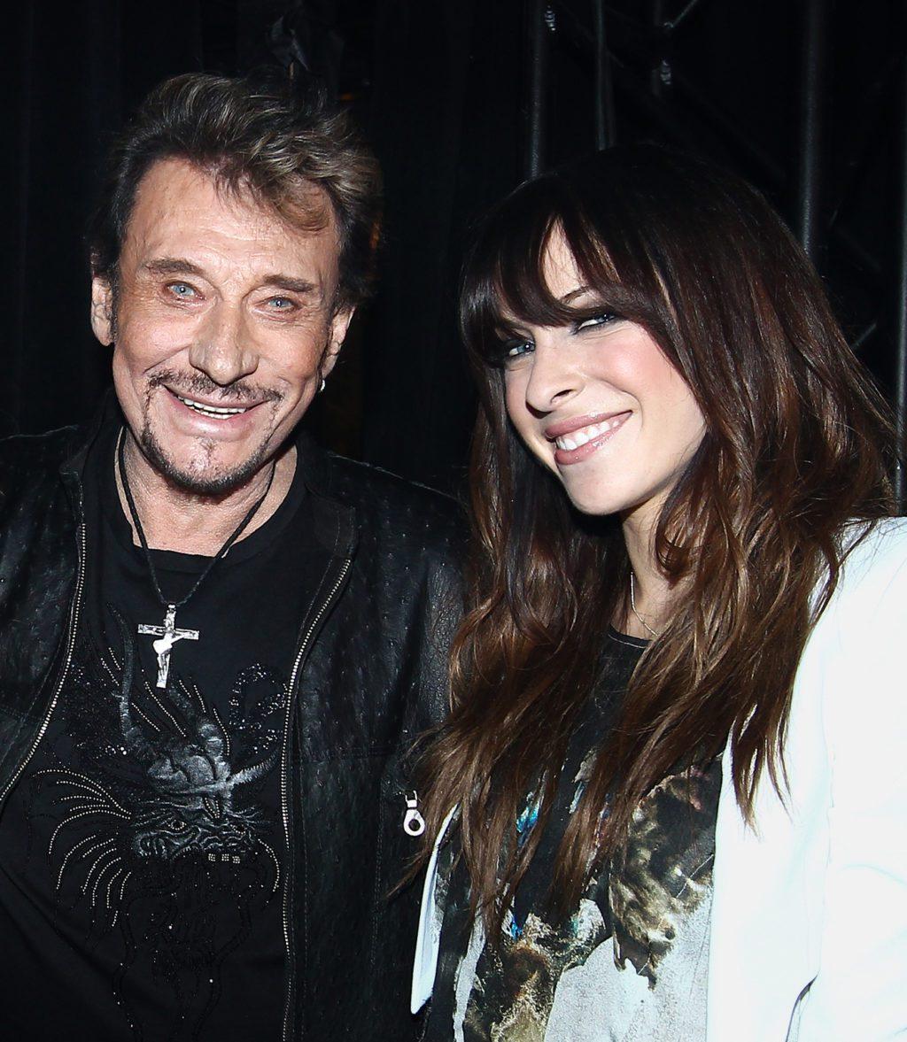 Johnny Hallyday et Marie-Mai